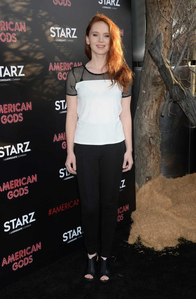 Shelby Steele at American Gods Premiere in Los Angeles 04/20/2017-1