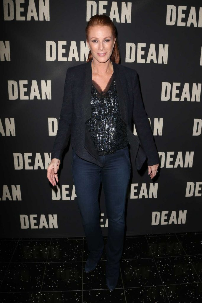 Angie Everhart at the Dean Screening in Los Angeles 05/24/2017-1
