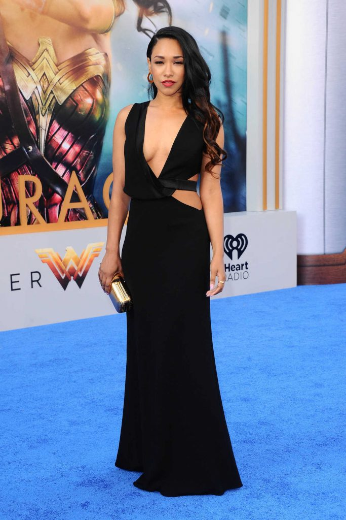 Candice Patton at the Wonder Woman Premiere in Los Angeles 05/25/2017-1