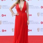 Jodie Comer at the 2017 British Academy Television Awards in London 05/14/2017-2