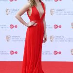 Jodie Comer at the 2017 British Academy Television Awards in London 05/14/2017-3