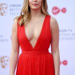 Jodie Comer at the 2017 British Academy Television Awards in London 05/14/2017-4