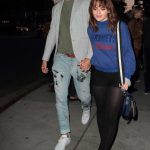 Joey King Arrives at Tyler Shields Photo Exhibit in Hollywood 05/11/2017-2