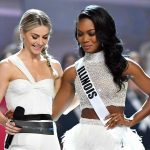 Julianne Hough at the 2017 Miss USA in Las Vegas 05/14/2017-5