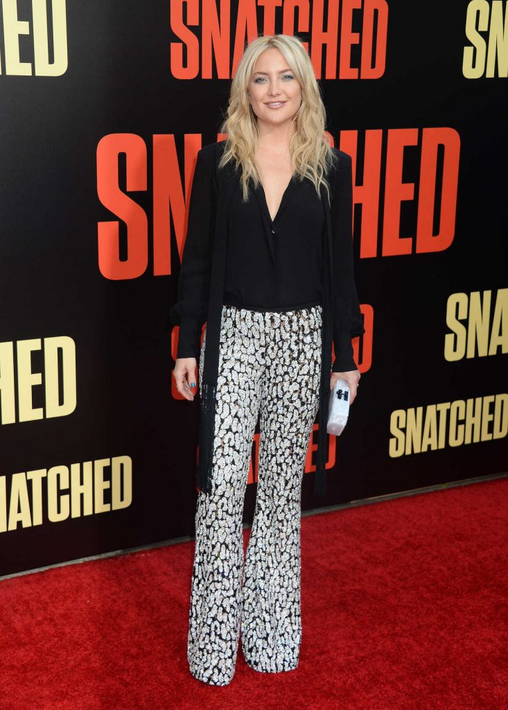 Kate Hudson at the Snatched Premiere in Los Angeles 05/10/2017-1
