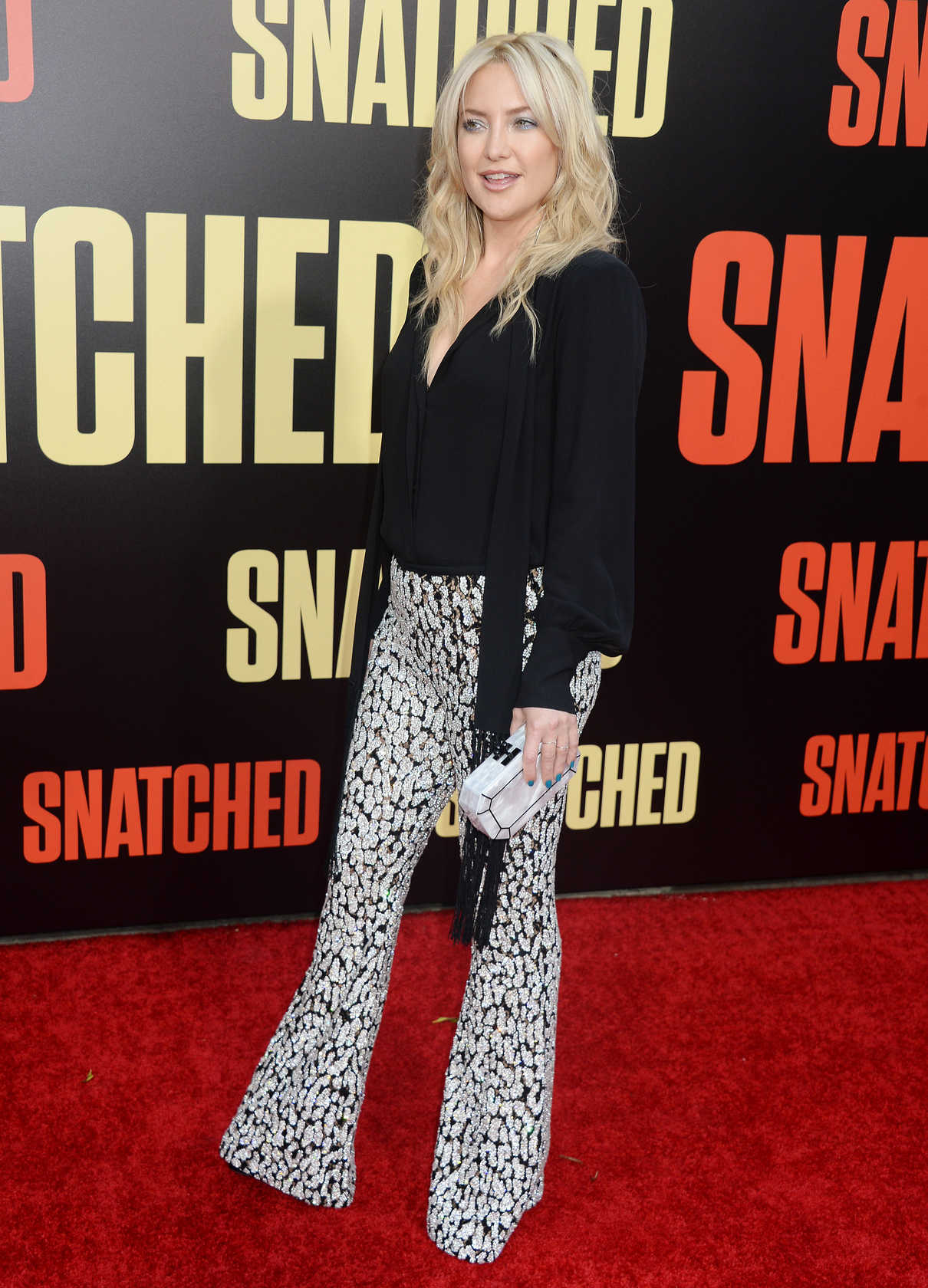 Kate Hudson at the Snatched Premiere in Los Angeles 05/10/2017-3