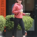 Kate Mara Leaves Cafe Gratitude in Los Angeles 05/14/2017-4