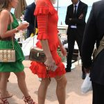 Lena Gercke Was Seen Out in Cannes During the 70th Cannes Film Festival 05/18/2017-3