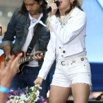 Miley Cyrus Performs at the NBC Today Show in New York 05/26/2017-2