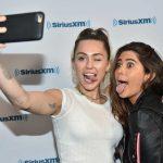 Miley Cyrus Visits the SiriusXM Studios in Los Angeles 05/12/2017-5
