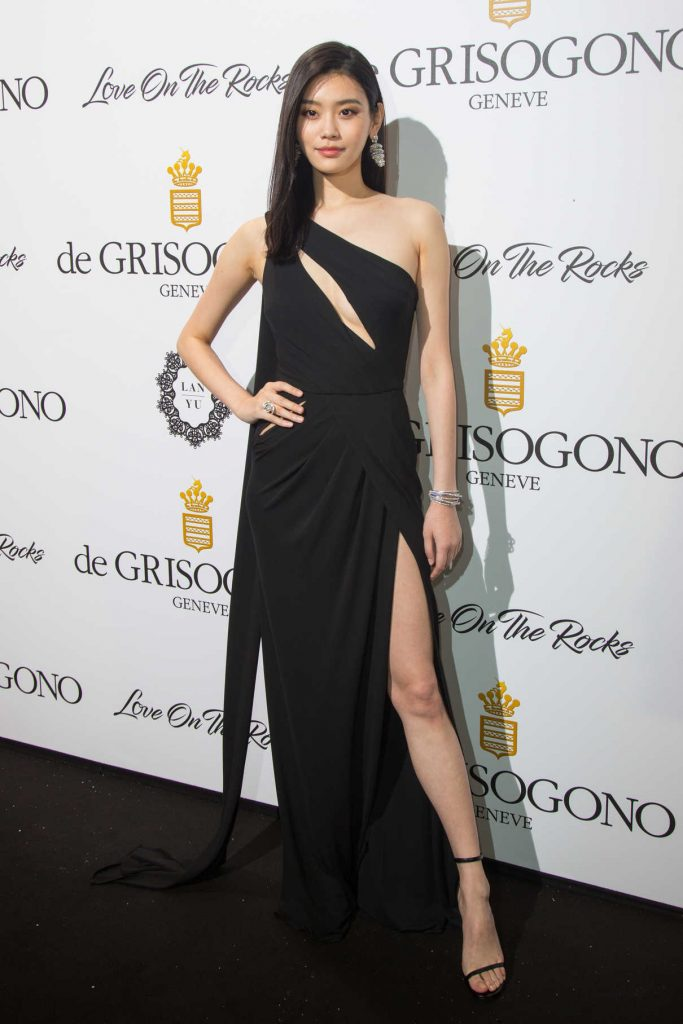 Ming Xi at De Grisogono Party During the 70th Cannes Film Festival 05/23/2017-1