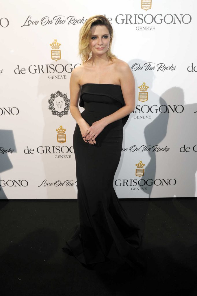 Mischa Barton at De Grisogono Party During the 70th Cannes Film Festival 05/23/2017-1