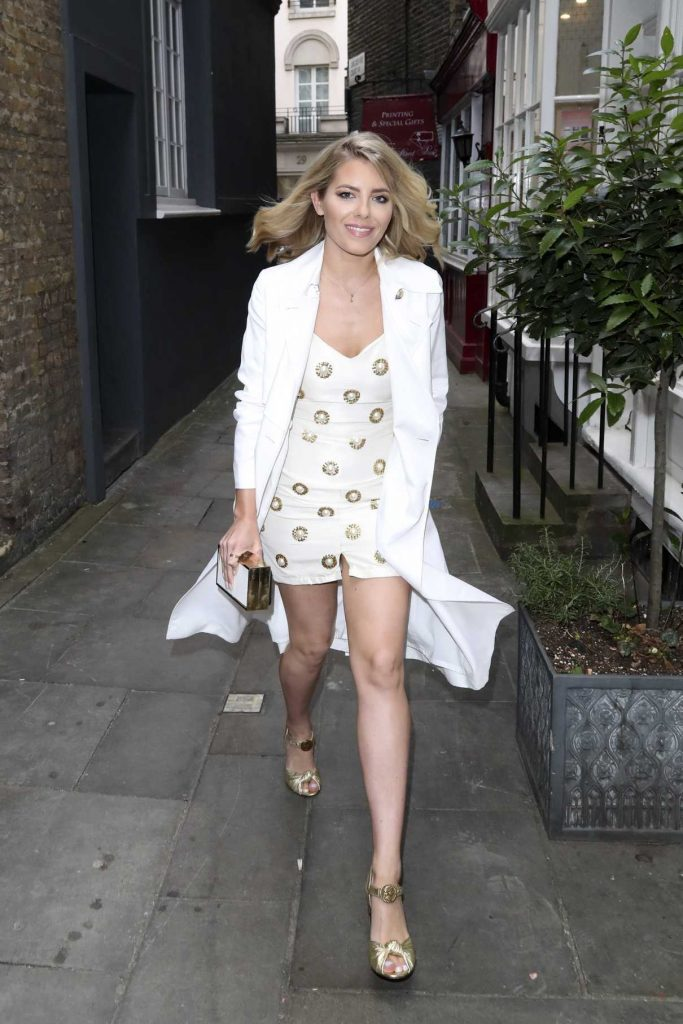 Mollie King at the Birthday at Mews of Mayfair in London 05/24/2017-1