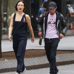 Olivia Wilde Was Seen With Tom Sturridge Out in New York 05/28/2017-3