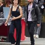 Olivia Wilde Was Seen With Tom Sturridge Out in New York 05/28/2017-4