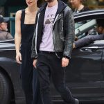 Olivia Wilde Was Seen With Tom Sturridge Out in New York 05/28/2017-5