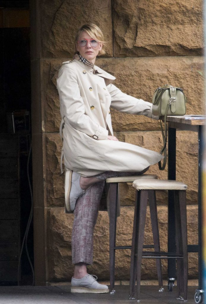 Cate Blanchett Was Seen Out in Sydney 06/13/2017-1