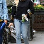 Chloe Moretz on the Set of Louis C.K. Untitled Film Project in NYC 06/17/2017-3