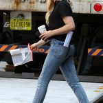 Chloe Moretz on the Set of Louis C.K. Untitled Film Project in NYC 06/17/2017-4