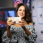 Eiza Gonzalez at the Despierta America Morning Show in Miami 06/17/2017-3