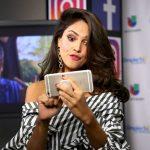 Eiza Gonzalez at the Despierta America Morning Show in Miami 06/17/2017-4