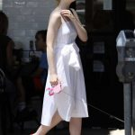 Elle Fanning Was Seen in Studio City 06/23/2017-3