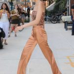Gigi Hadid Leaves Her Apartment in New York 06/27/2017-5