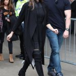 Hailee Steinfeld Visits the BBC Radio 1 Studios in London 06/12/2017-3