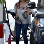 Haylie Duff Was Seen Out in Beverly Hills 06/17/2017-3