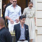 Jennifer Lopez Visits the Louvre in Paris With Her Boyfriend Alex Rodriguez 06/17/2017-4