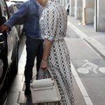 Jennifer Lopez Visits the Louvre in Paris With Her Boyfriend Alex Rodriguez 06/17/2017-5