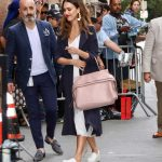Jessica Alba Arrives at The View in New York 06/15/2017-3