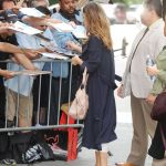 Jessica Alba Arrives at The View in New York 06/15/2017-4