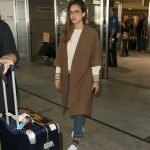Jessica Alba at JFK Airport in New York City 06/14/2017-5
