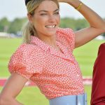Jessica Hart at the Cartier Queen's Cup Polo Final in Surrey 06/18/2017-5