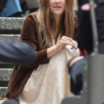 Katharine McPhee on the Set of The Lost Wife of Robert Durst in Vancouver 06/17/2017-3