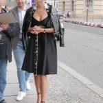 Lena Gercke Was Seen Out in Berlin 06/13/2017-3
