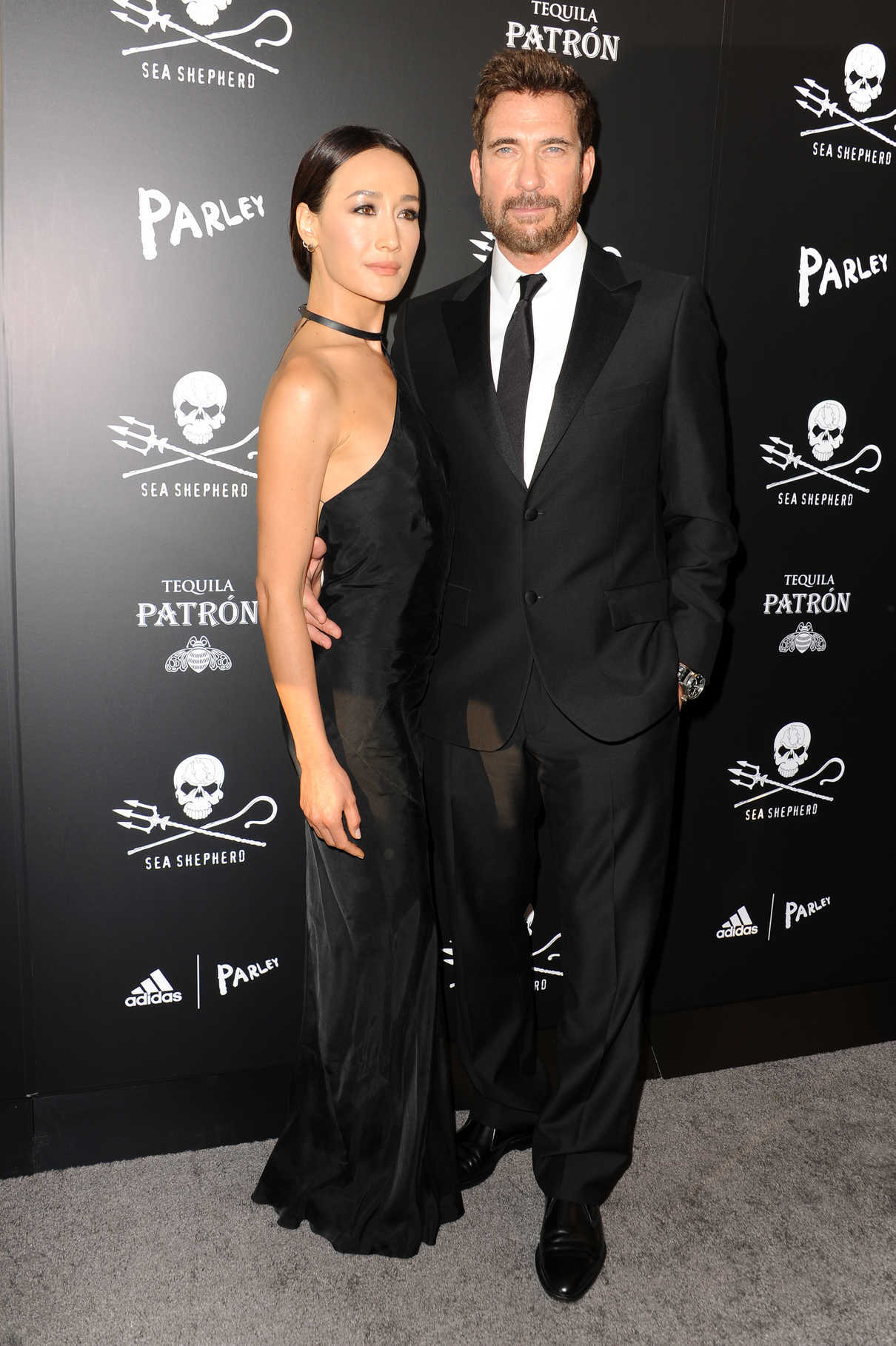 Maggie Q at the Sea Shepherd Conservation Society's 40th Anniversary Gala for The Oceans in Los Angeles 06/10/2017-2