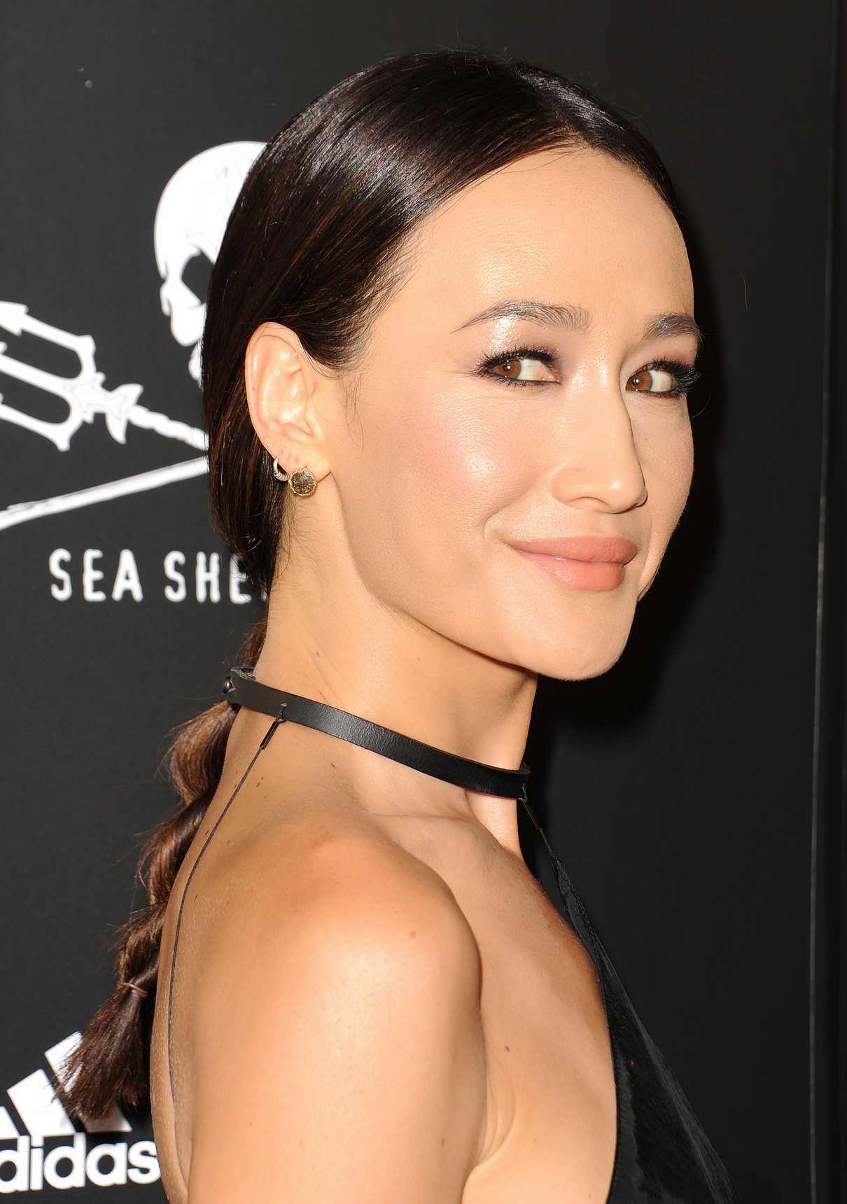 Maggie Q at the Sea Shepherd Conservation Society's 40th Anniversary Gala for The Oceans in Los Angeles 06/10/2017-5