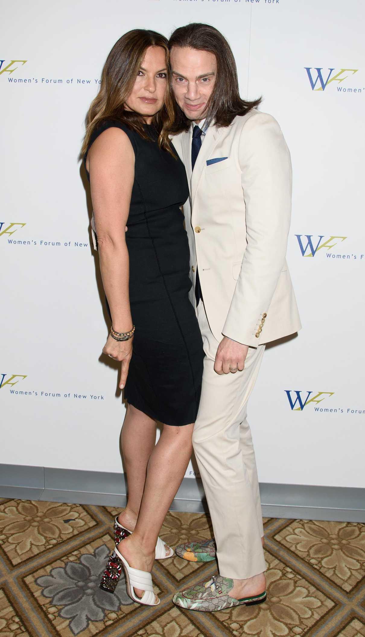 Mariska Hargitay at the 7th Annual Elly Awards in New York 06/19/2017-2