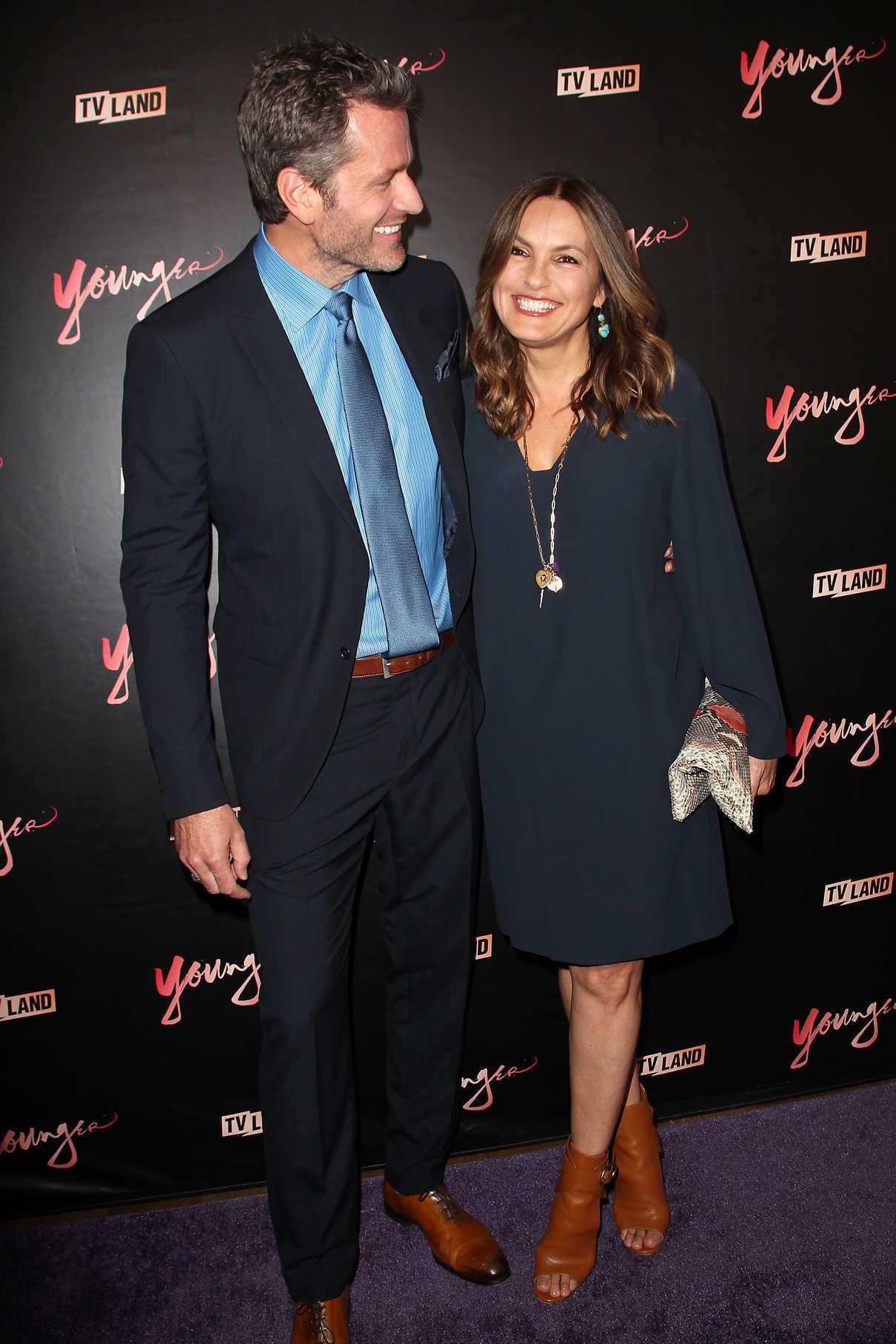 Mariska Hargitay at Younger Season 4 Premiere in New York 06/27/2017-3