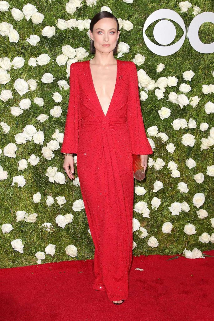 Olivia Wilde at the 71st Annual Tony Awards at Radio City Music Hall in New York 06/11/2017-1