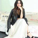 Selena Gomez Visits Music Choice in New York City 06/05/2017-2