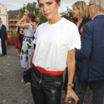 Victoria Beckham Attends British Vogue Editor Alexandra Shulman Vogue Leaving Party at Dock Kitchen in London 06/22/2017-3