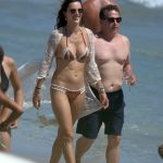 Alessandra Ambrosio in Bikini at the Beach in Ibiza 07/09/2017-3