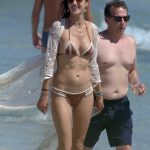 Alessandra Ambrosio in Bikini at the Beach in Ibiza 07/09/2017-5