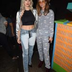 Ashley James Was Seen at an Event at Barrio Bar in London 07/28/2017-4