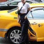 Bella Hadid Was Seen Out in New York City 07/29/2017-2