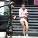 Bella Thorne Was Seen With Max Ehrich Out in LA 07/23/2017-3