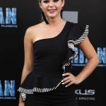 Brec Bassinger at the Valerian and the City of a Thousand Planets Premiere in Hollywood 07/17/2017-5